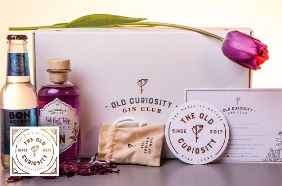 Old Curiosity Gin Club subscription