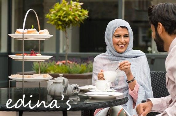 Edina's Afternoon Tea or Sunday Roast, Kinloch Rannoch