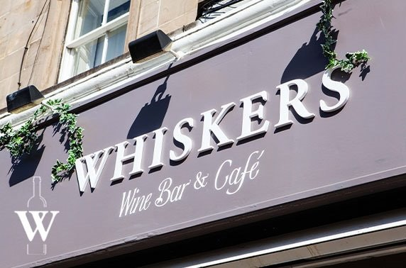 Whiskers Wine Cafe dining & drinks