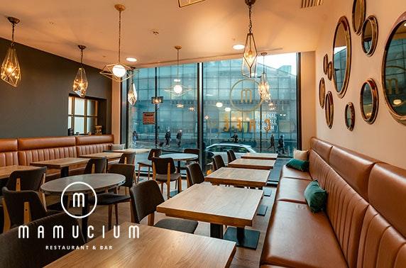 Mamucium dining, Hotel Indigo