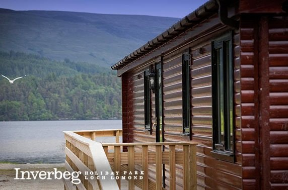 5* Loch Lomond summer getaway - from under £17pppn