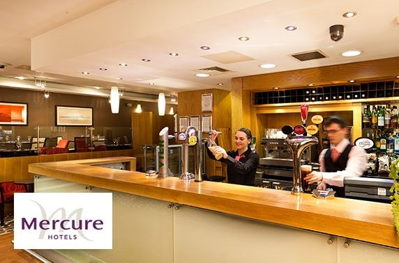Mercure Glasgow stay, Merchant City