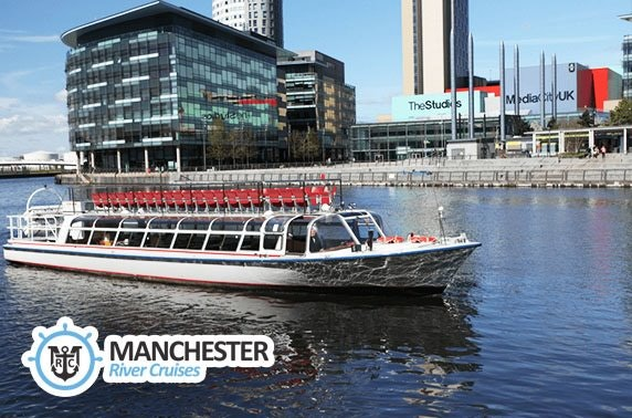 Sunday Session Manchester River Cruise