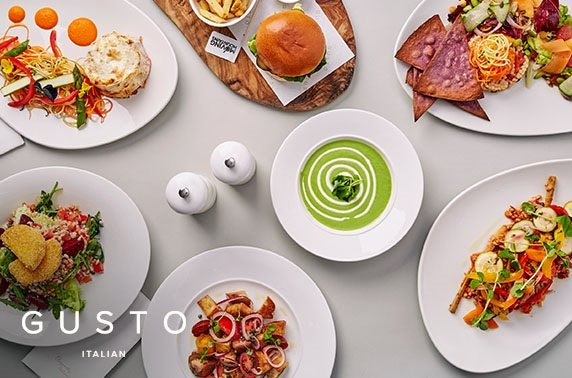 Gusto dining, Quayside