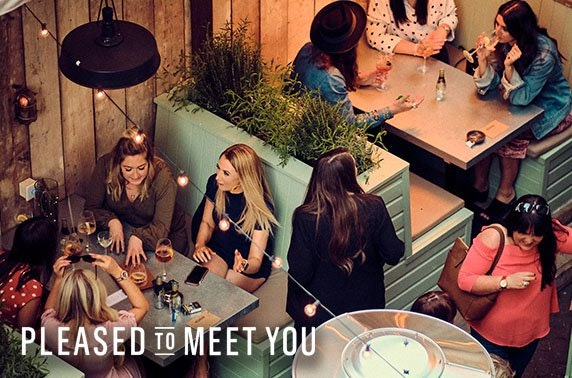 Pleased To Meet You dining, City Centre