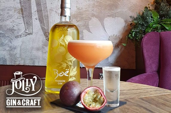 Jolly Gin and Craft dining, Falkirk