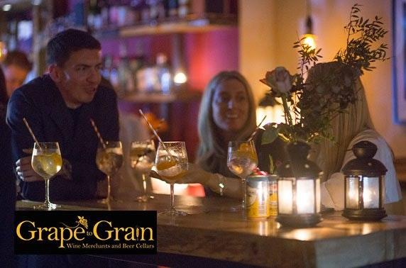 Grape to Grain dining & drinks