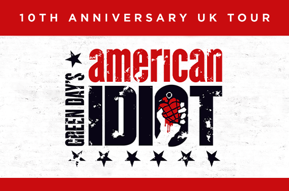 American Idiot at His Majesty's Theatre