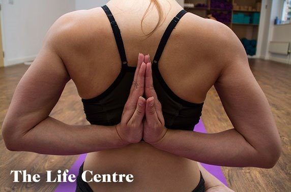 The Life Centre yoga classes