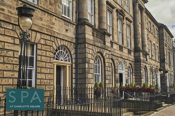 4* Kimpton Edinburgh Charlotte Square spa & gym pass