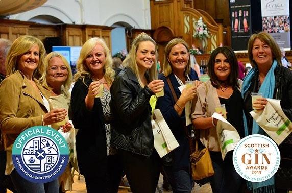 The Gin Fayre presents: International Scottish Gin Day Festival