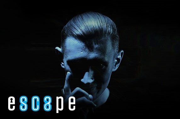 Brand new escape game, Aberdeen