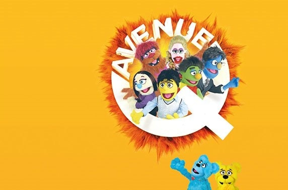 Avenue Q at The King's Theatre, Glasgow