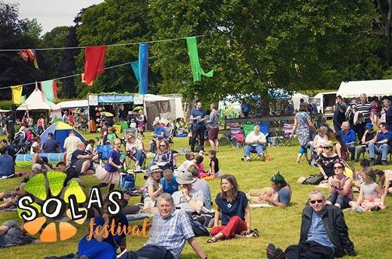 Solas Festival tickets, Perthshire