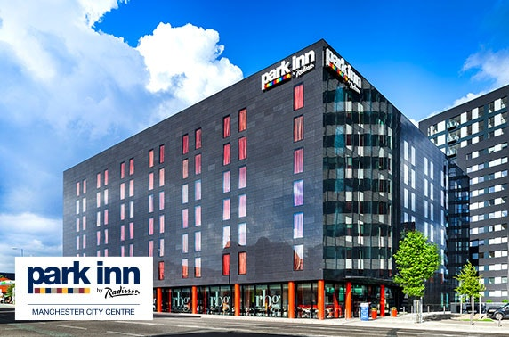 Manchester City Centre stay - £59