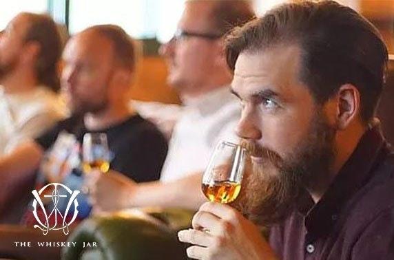 The Whiskey Jar tastings, Northern Quarter