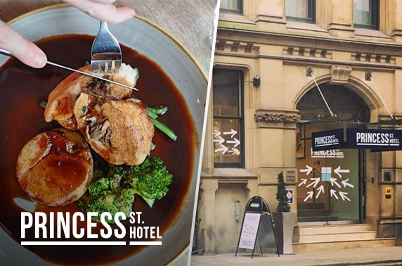 4* Princess St Hotel dining