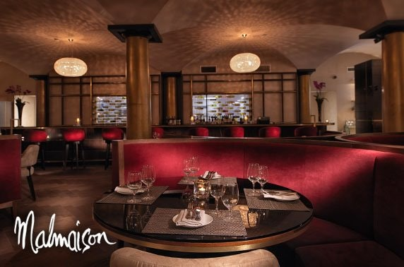 4* Malmaison Sunday lunch
