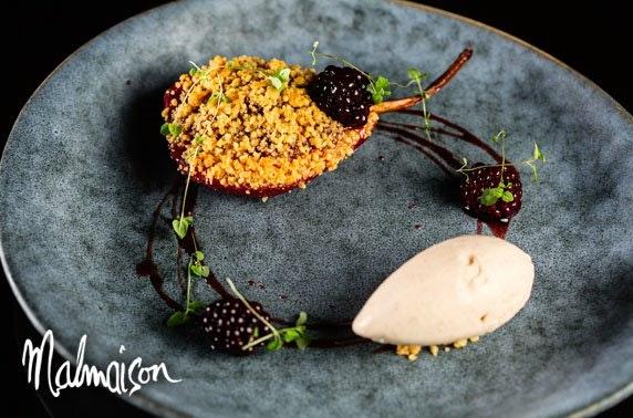 4* Malmaison dining