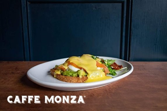 Caffe Monza, Partick or Ayr