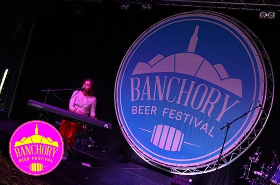 Banchory Beer Festival tickets