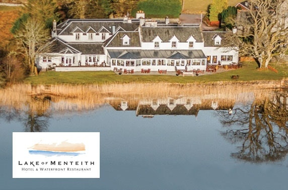 Romantic Lake of Menteith Hotel stay