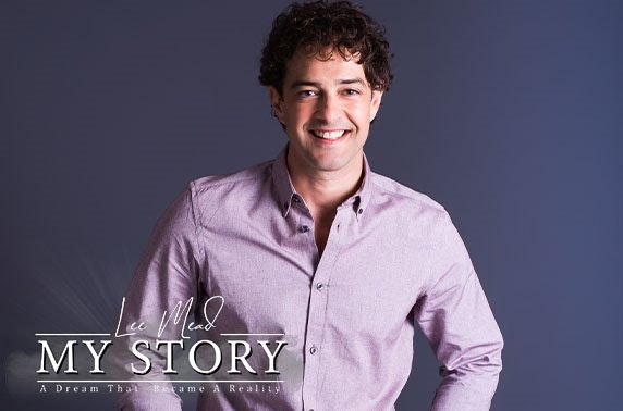 Lee Mead: My Story at The Playhouse, Whitley Bay