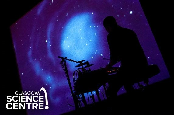 Music in the Planetarium, Glasgow Science Centre