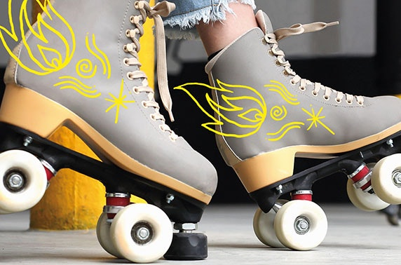 Rollerskating, intu Braehead from £4.25pp