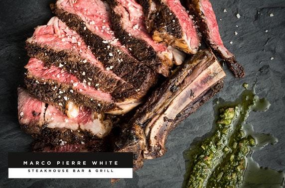 Marco Pierre White steaks
