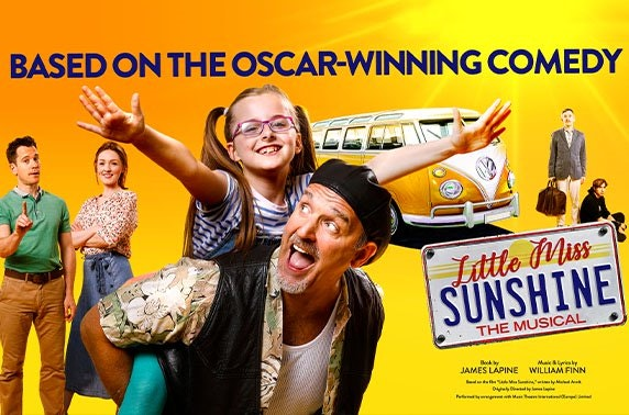 Little Miss Sunshine the Musical, King's Theatre