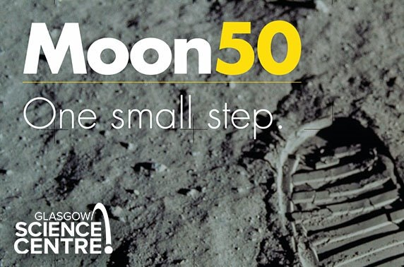 Moon50 Landing Party, Glasgow Science Centre