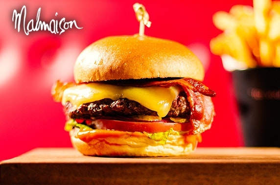 Malmaison burgers & drinks