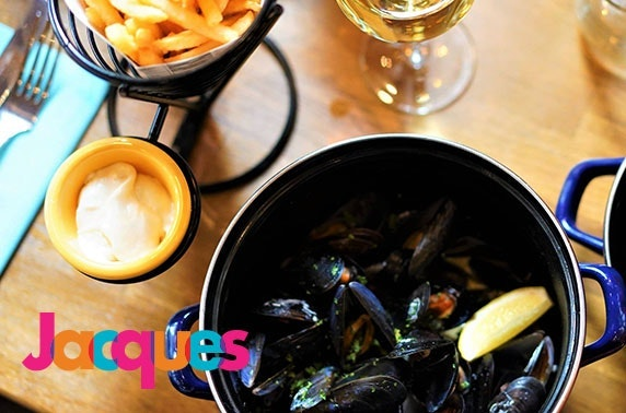 Jacques dining, Finnieston