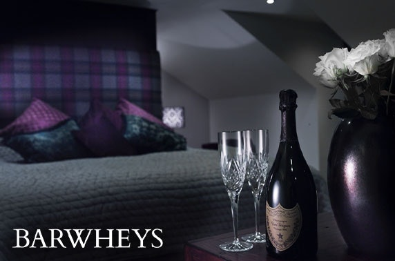 5* Barwheys luxury group getaway in the Ayrshire countryside
