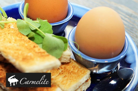 Carmelite Hotel brunch with optional cocktails