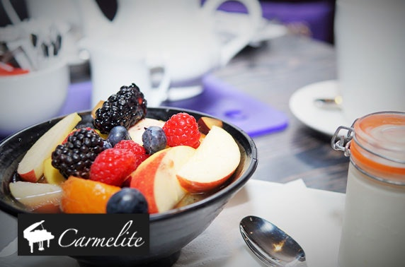 Carmelite Hotel brunch with optional cocktails