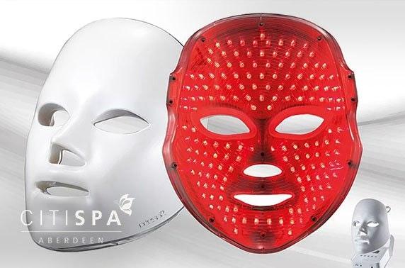 Beauty treatments at Citi Spa Aberdeen