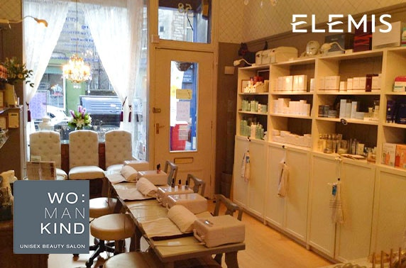 Elemis Biotec facial at Womankind Beauty, Stockbridge