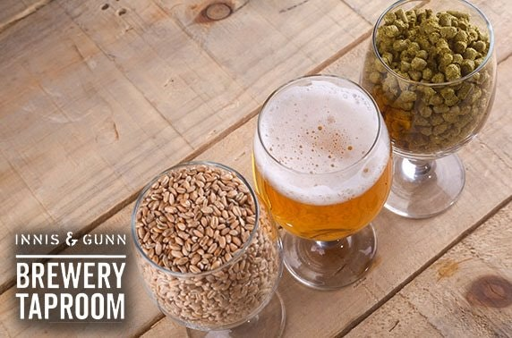 Brew School experience at The Brewery Taproom, Ashton Lane