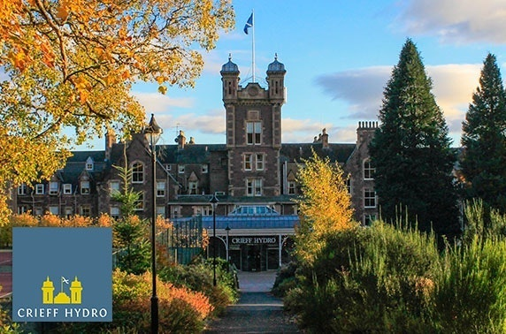 Crieff Hydro's Greatest Show tickets & optional stay