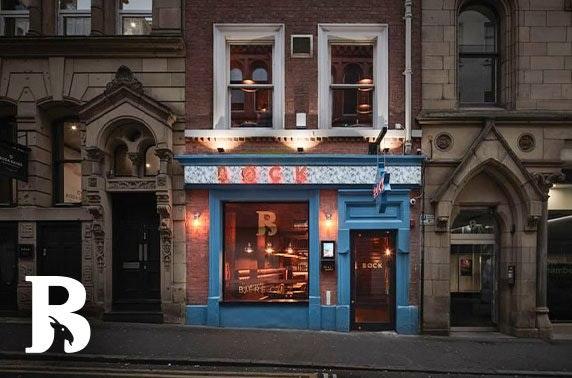Bock Bière Café chocolate fondue, City Centre