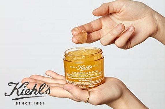 Kiehl's bespoke skin consultation & Prosecco - £5