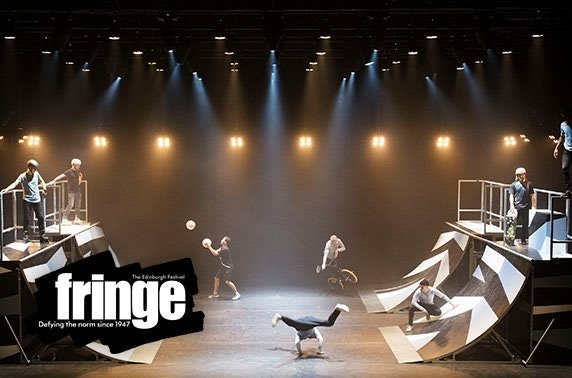 Elements of Freestyle at the Edinburgh Fringe