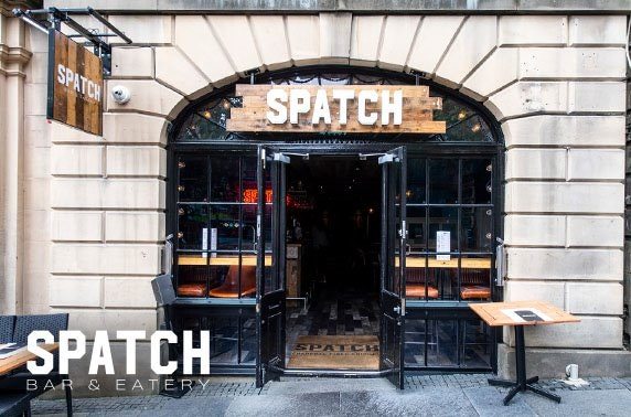 Spatch food & drink voucher