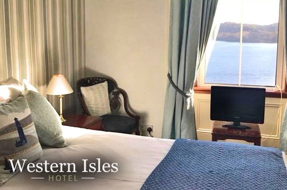 Isle of Mull getaway - from £69