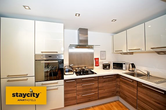 Staycity Aparthotels Edinburgh - from under £18pppn