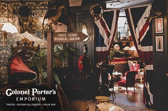 Colonel Porter's Emporium Sunday roast