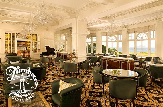 Trump Turnberry afternoon tea