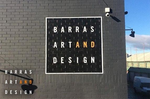The Barras Beer Bash at BAaD
